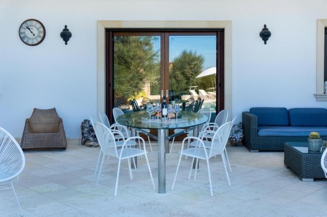 Vrijstaand Villa Casarano Puglia Met Prachtig Zwembad 8