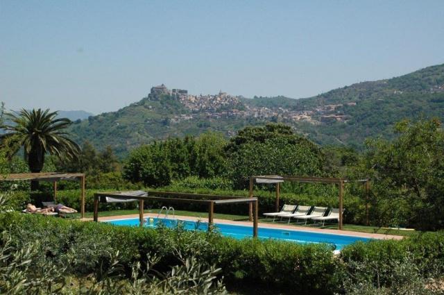 Zwembad Uitzicht Castiglione