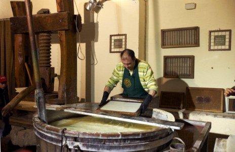 Fabriano papiermuseum