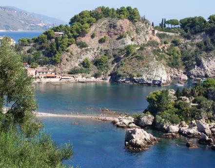 strand-Isola-Bella-Sicilie