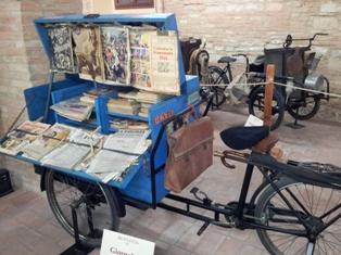 Fabriano-Fietsenmuseum